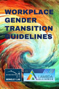 Cover - Workplace Gender Transition Guidelines